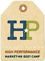 High Performance Marketing Boot Camps